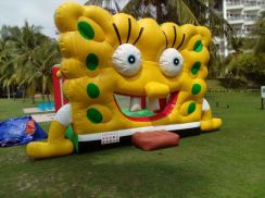 Bouncer INFLATABLE PLAYGROUND supa dupa