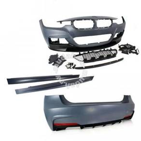 Bmw F30 M performance BUMPER SET CONVERSION
