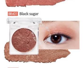 Etude House eyeshadow BR401 black sugar copper