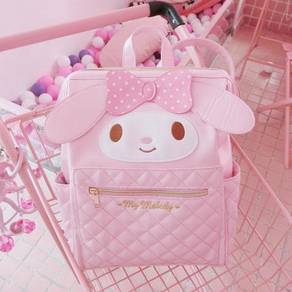 Melody pink backpack bag RBHB058