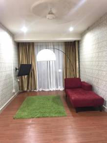 Fully furnished renovated menara U seksyen 13 shah alam near MSU
