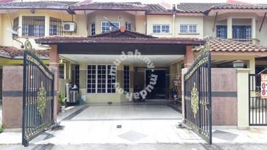 [FULLY EXTENDED, RENOVATED] 2 sty Terrace Tmn Saujana PUCHONG, SP10