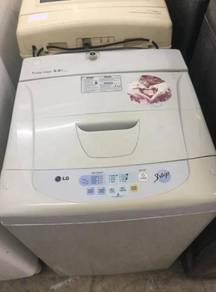LG LG washer washing machine 6kg recond