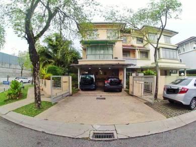 Fully-Furnished: 2 Storey Corner Semi-D, Changkat Kiara, Kuala Lumpur