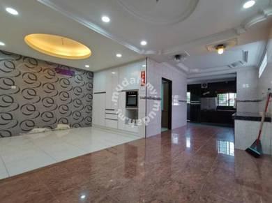 WTS Limited Tepi Sungai Klang Double Storey End Lot House Unit
