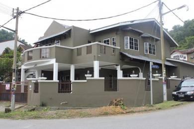 Renovated corner Bandar Baru Selayang