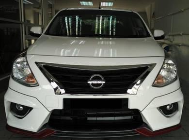 Nissan Almera 2016 NISMO DESIGN BODYKITS