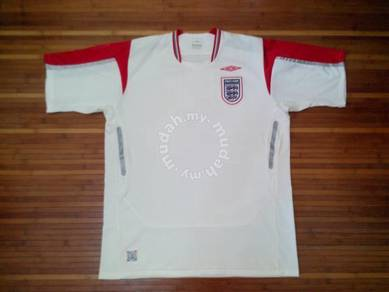 Jersey England official shirt 09/11 BY UMBRO