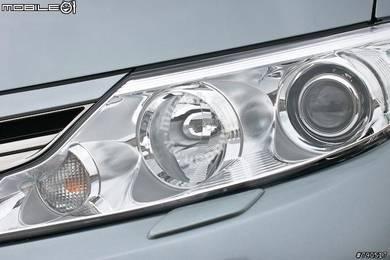 Estima ACR50 facelift AFS front head lamp 1PCS