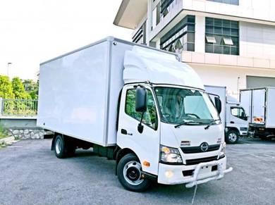 Hino Lori Baru BDM 7500kg Mitsubishi Fuso Isuzu