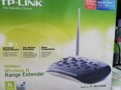 TP LINK 150mbps TL-WA730RE