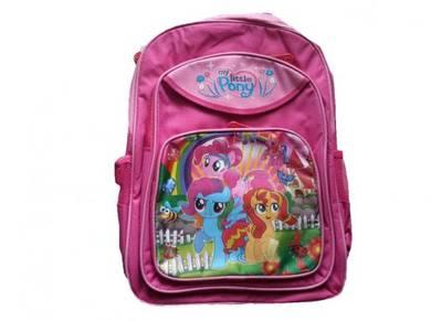 School Bag Backpack 16inch - My Little Pony