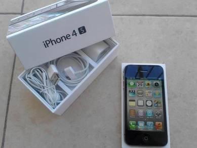 Iphone -4s- original fullset -16gb