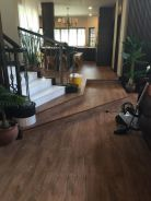 Laminate flooring and vinyl flooring- (425)