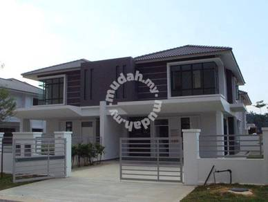 Rumah Freehold[FreeAll Legal Fee with Rebate18%] 22X75 2Sty Cash 60k