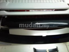 Perodua viva oem spoiler with paint