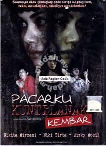 DVD Indonesian Movie Pacarku Kuntilanak Kembar