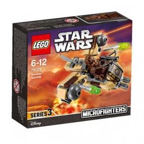 Lego Star Wars Micro Fighter 75129 Wookie GunShip