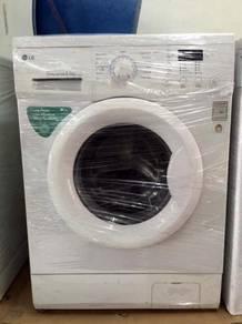 LG 6.5kg Mesin Basuh Machine Washing Front Load