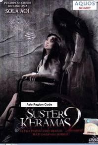 DVD Indonesian Movie Suster Keramas 2