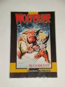 WOLVERINE. Bloodlust. 1990