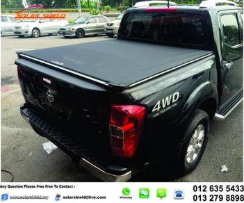 Nissan Navara NP300 Soft Lid Canvas Cover