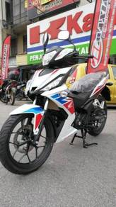 2018 RS150R Trico Repsol New Year Promo