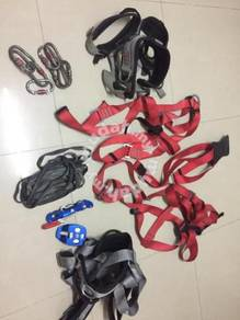 Used high Rope ppe (rope access equipment)