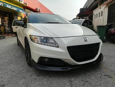 CRZ ZF1 ZF2 Seeker Front Carbon Lip skirting