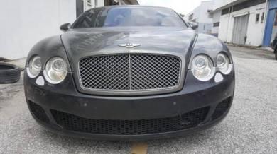 Bentley Continental GT F.Bumper