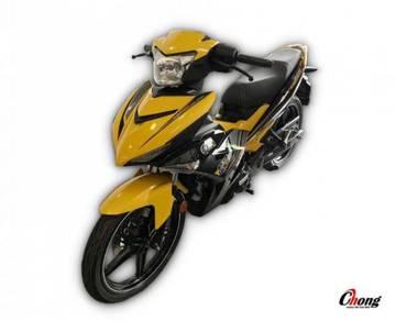 2018 Yamaha y15zr yellow