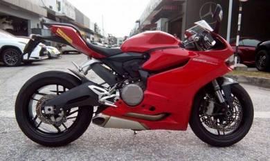 2015 Ducati Panegale 899
