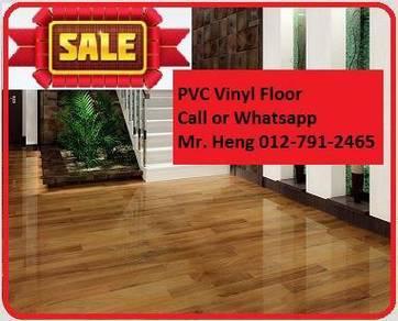 Expert PVC Vinyl floor with installation t65