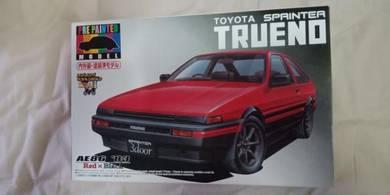 Toyota Sprinter Trueno Pre Painted