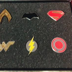 Pin Justice League