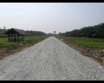 Lot Bungalow Pulau Indah Klang freehold rizab Melayu