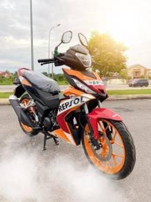 Honda rs150 repsol v2 (0ffer )