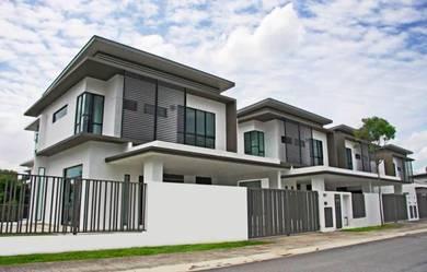 [100% Laon] 2 Storey House 20x70 Green Environment nearby Cyberjaya