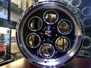 Raxer 894 18inc rim HILUX TRITON RANGER DMAX
