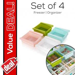 Fridge food organizer 4 unit 02