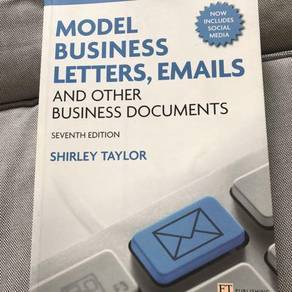 Model business letters email & other business docs