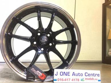 Lenso PROJECT D RACE 4 18inc accord CIVIC FC FD
