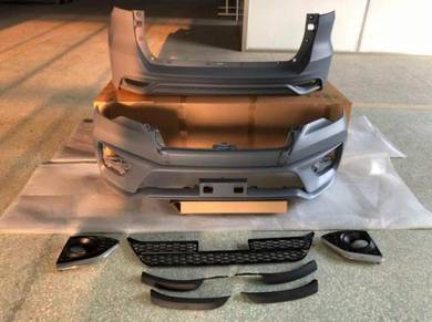 Toyota fortuner 2018 trd sportivo bodykit bumper