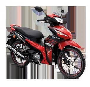 Dash 125 (Single Disc) MERDEKA SALES