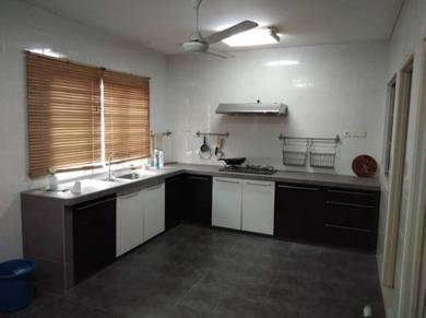 Double Storey House at Section 10, Putra Heights