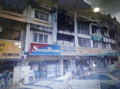 Bandar baru ampang shoplot near klcc good AREA must view