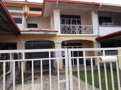 Taman Ujana Kingfisher for Sale/ DS Terrace Intermediate/Kuala Inanam