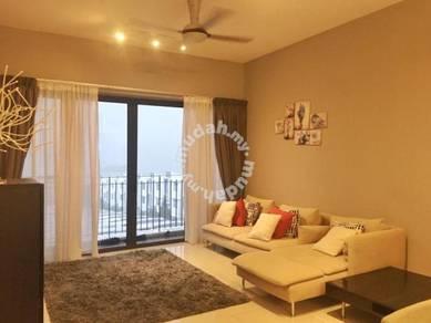 [fully furnished][low density]16 quartz sky villas taman melawati