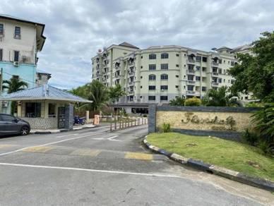 For Sale : Level 8 / City View Floridale Condominium At Jalan Wan Alwi
