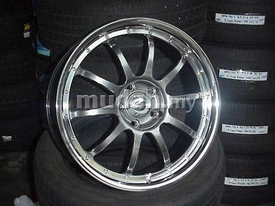 Magline 613 Light Weight 18inch New Alloy Rims